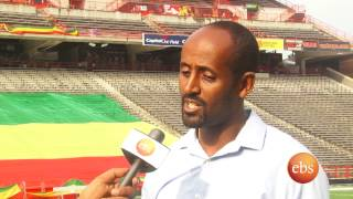 sport America Interview with Amsalu Fikadu