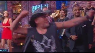 CARLOS TREJO VS ALFREDO ADAME EN FOX SPORTS NET