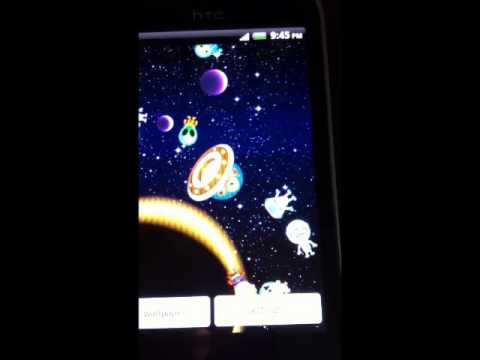 Video of OMG Space Live Wallpaper