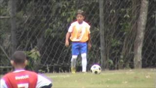 TESTE REALIZADO EM OUTUBRO DE 2011, CT GUARAPIRINGA, COM APENAS 10 ANOS FOI O DESTAQUE DA AVALIAÇÃO,...