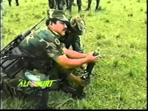 Ejército prueba su nuevo armamento FAIL