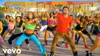 Don Omar - Zumba Campaign Video - YouTube