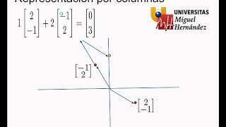 Umh0966 2013-14 Lec001.1 Álgebra Lineal. Sistemas De Ecuaciones. Representación De Sistemas