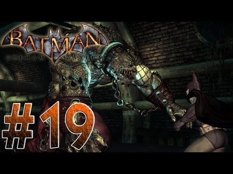 batman aa - Batman Arkham Asylum Part 19.