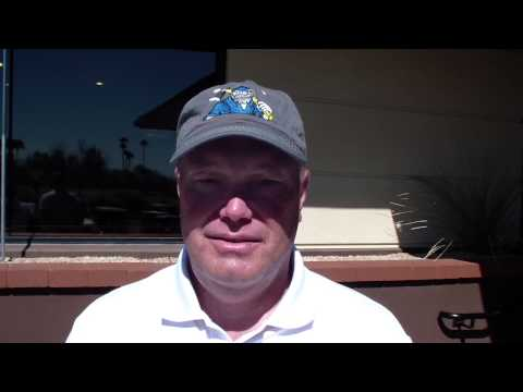 Head Coach Brad Bedortha Following Rio Verde invitational Win