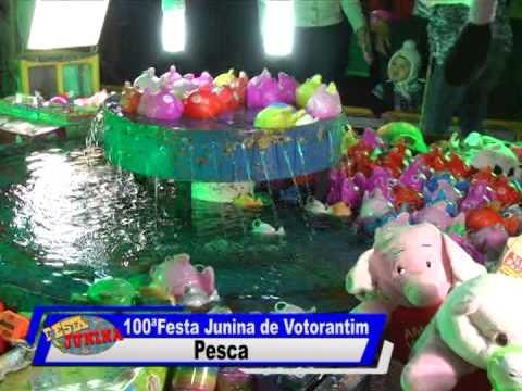 100ª Festa Junina de Votorantim - Pesca