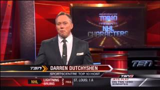 Video Top 10 NHL Characters MP3, 3GP, MP4, WEBM, AVI, FLV November 2018