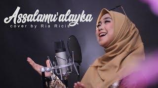 Video Assalamu'alayka - Cover by Ria Ricis MP3, 3GP, MP4, WEBM, AVI, FLV Mei 2018