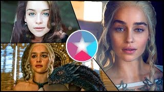 In 43 seconds we will take a brief look at the career of British actress and singer Emilia Clarke reflecting on the life of this...