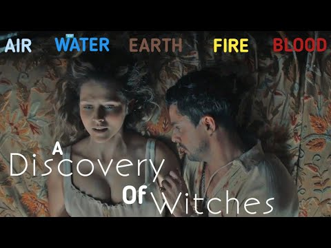 A Discovery Of Witches - Metthew And Diana S2 2021 PT2