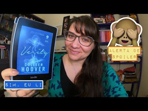 [RESENHA] !!! COM SPOILERS !!! Verity - Colleen Hoover