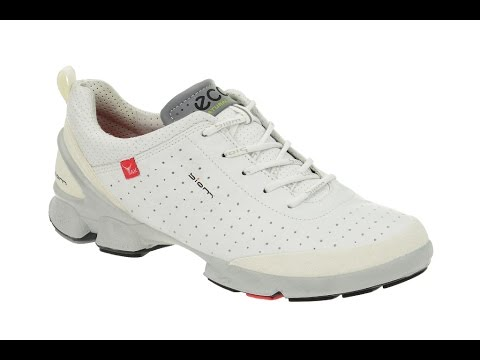 Ecco Biom Walk Damen Sportschuhe weiß (203-10-0015)