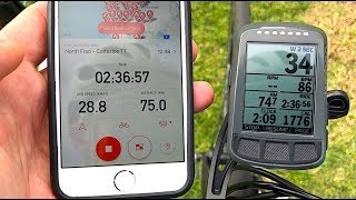 Today I put the Strava iPhone App (v14.0.0) head to head with the Wahoo Elemnt BOLT GPS unit to see how well it performs against a dedicated bike computer/head unit. While the distance and time tracking were close, the GPS tracking was a little scrappy and the Bluetooth device pairing management with the iPhone app needs a lot of work before I'd call it user friendly.Links:Relive Video: https://www.relive.cc/view/1082526517Subscribe to support this YouTube channel: https://goo.gl/QS5YZg●Music Provided By Bass Rebels●Neptis - Playground [Bass Rebels Release]●Song/Free Download - https://youtu.be/FECyWb_cOYE●iTunes, Spotify, GooglePlay - http://smarturl.it/br-playground●Follow Neptis - http://smarturl.it/Neptis-br-­-­-­-­­---------Web: http://shanemiller.netInstagram: http://instagram.com/gplamaStrava: https://www.strava.com/athletes/gplamaTwitter: https://twitter.com/gplamaYouTube: https://www.youtube.com/user/gplama/--------------------------