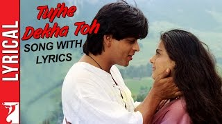 #20YearsOfDDLJ - Lyrical: