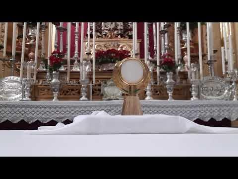 Rezo del Santo Rosario Párroco (D.Juan Luis Vázquez)
