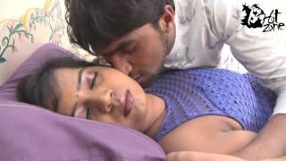 XxX Hot Indian SeX Telugu Desi Aunty Dreaming About Her Boy Friend .3gp mp4 Tamil Video