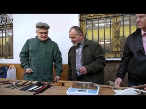 Тестирование ножей