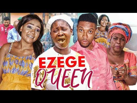 EZEGE QUEEN 1 (MERCY JOHNSON) - LATEST 2017 NIGERIAN NOLLYWOOD MOVIES