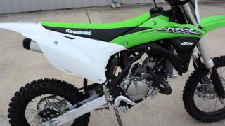 7. $4,349:  2015 Kawasaki KX 85 KX85 Overview and Review