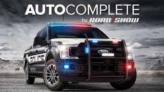 AutoComplete: Ford unveils first ever pursuit-rated pickup by Roadshow