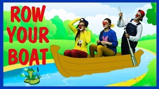 Hi Kids! Our Clowns has come from the land of rhymes to take you toddlers on another one of his fun adventures. This time, we are taking you to an island that is ...