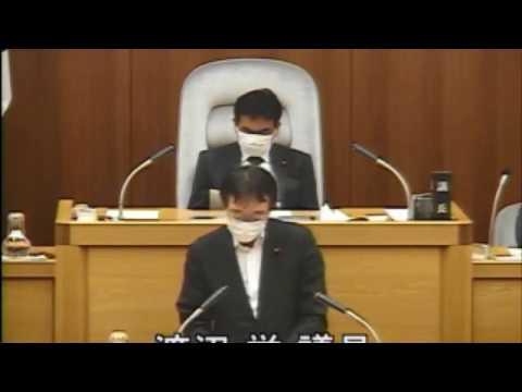 2020年第3回川崎市議会の代表質問(動画)