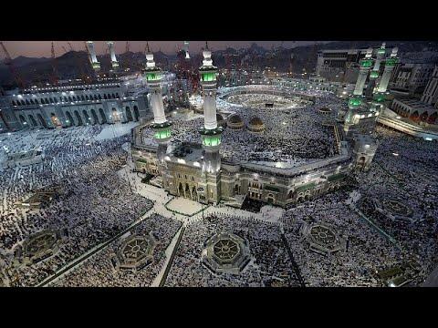 Saudi-Arabien: Auftakt zur Wallfahrt nach Mekka