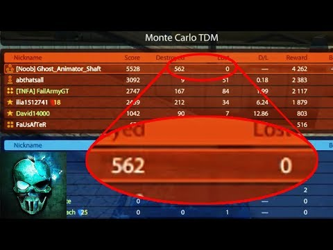 Tanki Online - 562 Kills - 0 Death | Shaft M2 + Viking M2 Gameplay | Biggest Kill Streak Ever