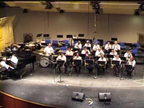 The Queen Bee in de uitvoering van Pierce Big Band
