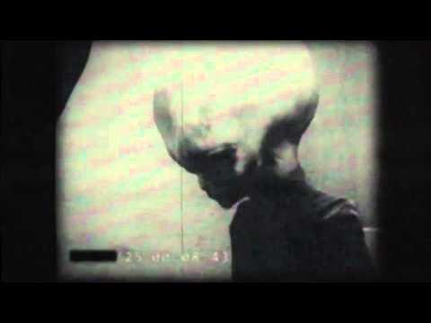 Leaked Footage of Alien Roswell Crash Survivor