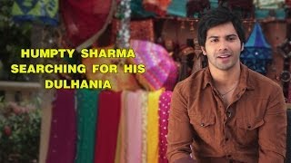 Humpty Sharma Ki Dhulania Teaser 1 - Humpty searching for his Dulhania