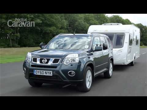 Practical Caravan | Nissan X-Trail | Review 2012