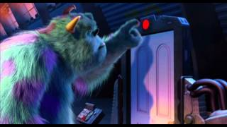 Monsters Inc Trailer YouTube