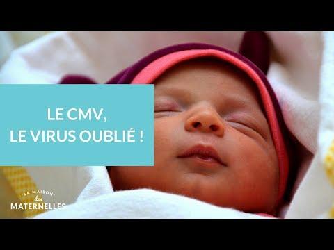 Le CMV, le virus oublié !  - La Maison des maternelles #LMDM
