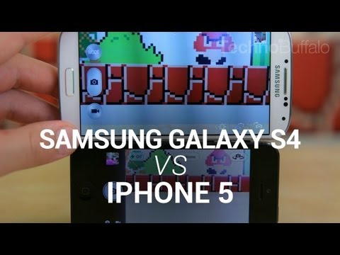 technobuffalo - Samsung Galaxy S4 vs iPhone 5! Samsung has sold over 10 million Galaxy S4 handsets worldwide, making it the company's best launch tally to date. That kind of...