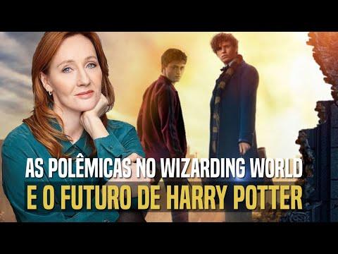 AS POLÊMICAS DE HARRY POTTER NOS ÚLTIMOS ANOS!