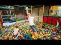 Fun for Kids at Busfabriken Lekland Indoor Playground #1