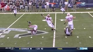 Kirk Cousins vs Wisconsin (Big 10 Championship) (2011)