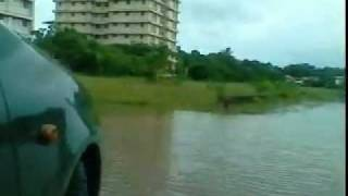 Maruti Suzuki esteem in Water.