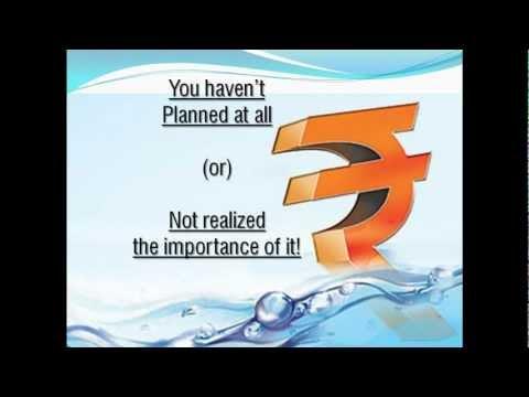 Personal financial planning Seminar