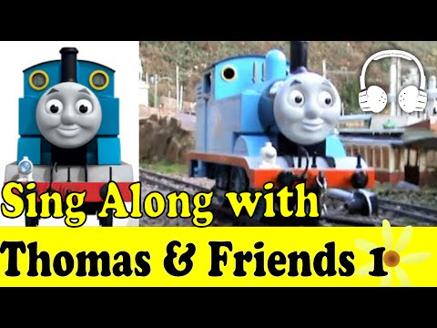 Thomas & Friends 1 | Family Sing Along - Muffin Songs