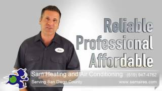 Heating and Air Conditioning in San Diego