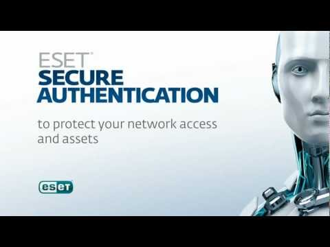Video of ESET Secure Authentication
