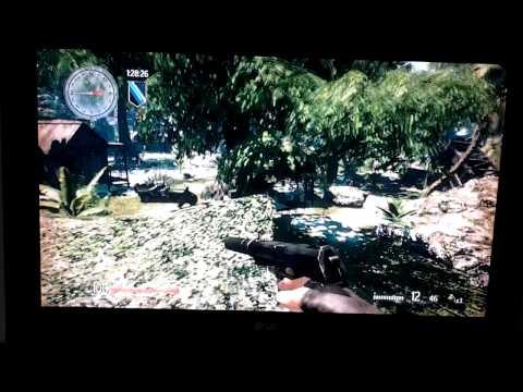Sniper ghost warrior glitch (mountai river) ps3 (видео)