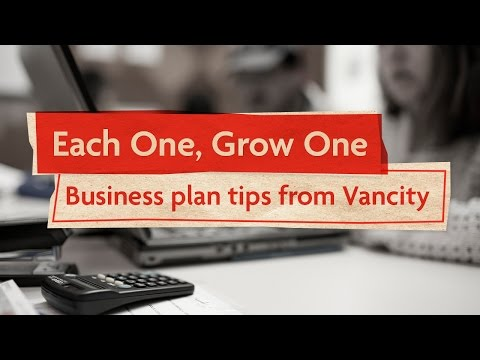 Business plan tips from Vancity | Introduction