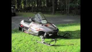 4. 2002 Arctic Cat Z370 FOR SALE