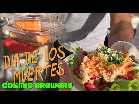 What I Ate: Dia De Los Muertos Fair & Clippers Opening Game