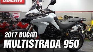 10. 2017 Ducati Multistrada 950 - Spec