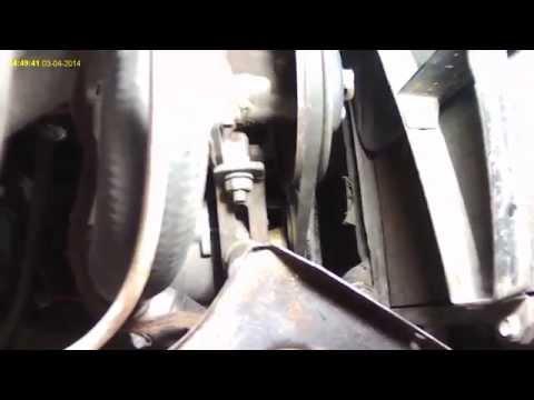 Как натягивать ремень грм на ваз 2107 фотка