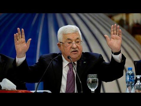 Μαχμούντ Αμπάς: «Η Ιερουσαλήμ δεν πωλείται, η συνωμοσία δεν θα περάσει»…